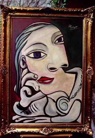 Picasso paintings innovative ideas for Picasso painting names